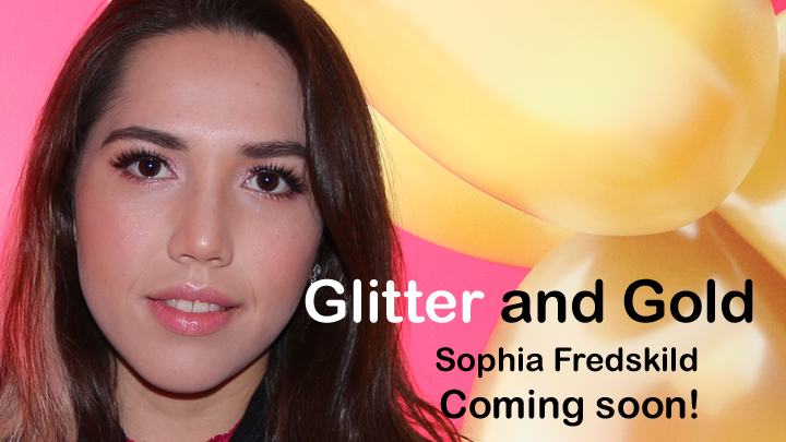 Sophia Fredskild - Glitter and Gold